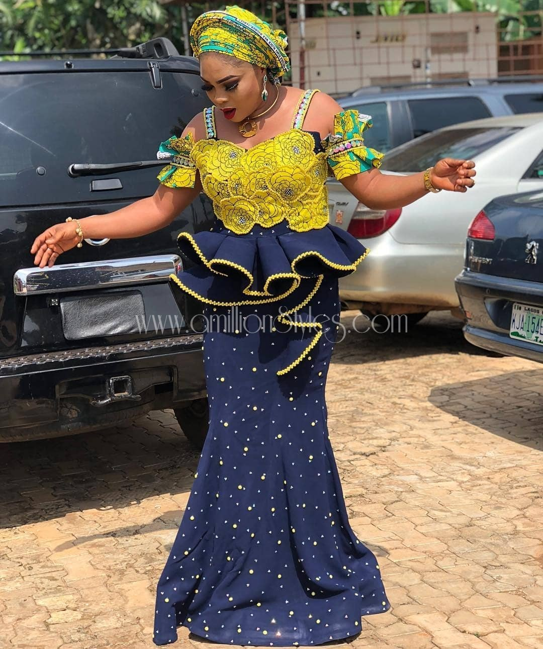 Get Your Glow Popping In These 11 Ankara Styles That Will Rock Your World