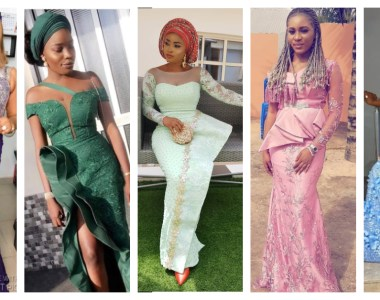These Trendy Lace Asoebi Styles Will Light Your World