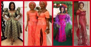 Best Asoebi Styles Of The Week July 28-August 3
