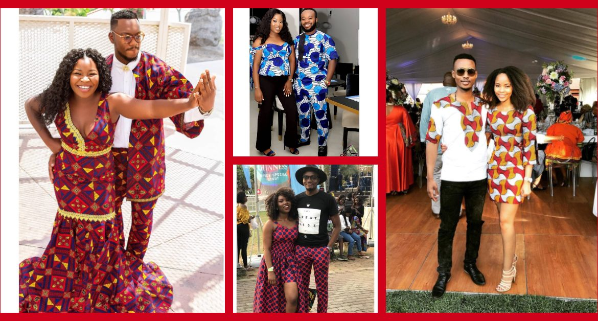 Our Favourite Couple Ankara Styles in 2018