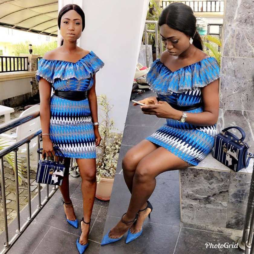 11 Unique Short Ankara Dresses