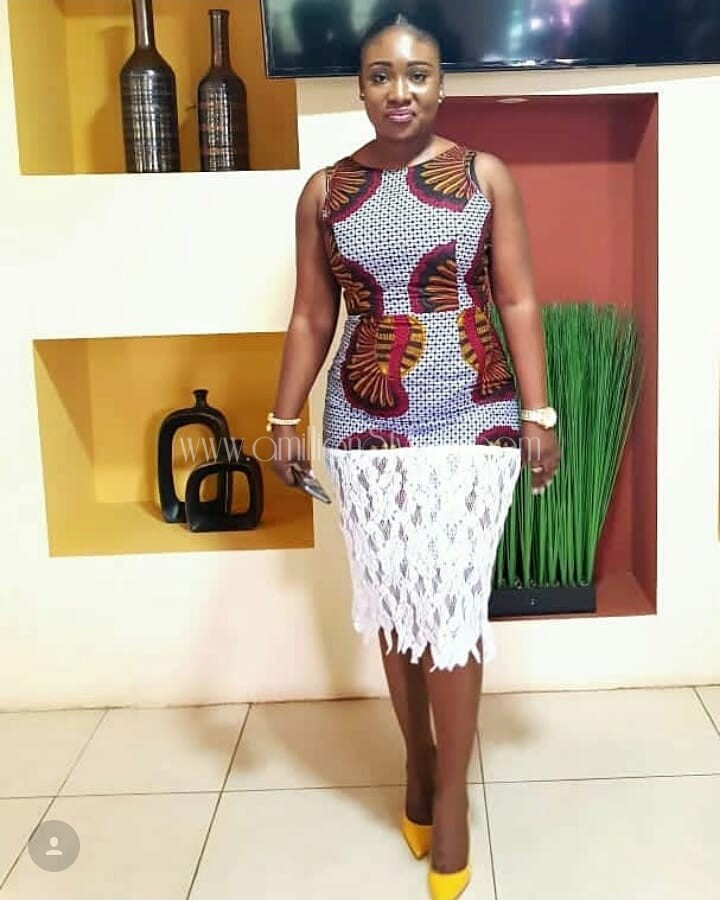 I Trust You Haven't Seen These Latest Awesome Ankara Styles