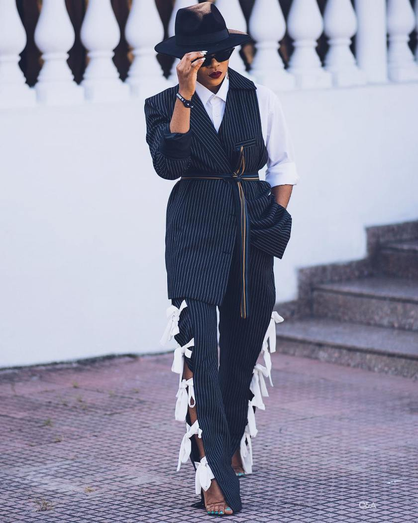 Let TheLadyVhodka School Ya on Stylish Trends!