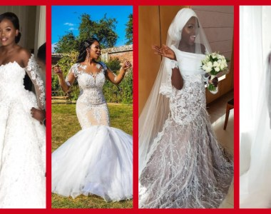 Perfect 2018 Wedding Gowns That Beat All Others!