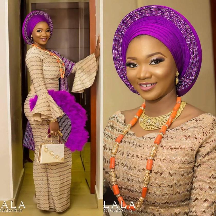 Saturdays Are For Weddings: 2018 Yoruba Brides Styles