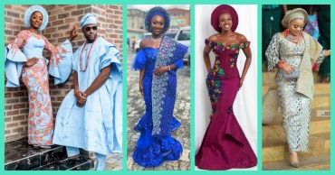 Saturdays Are For Weddings: 2018 Yoruba Brides Styles