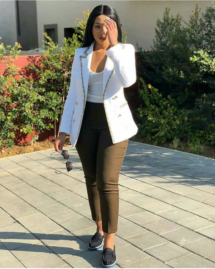 Get Your Office Style Inspiration From These Stylish Women