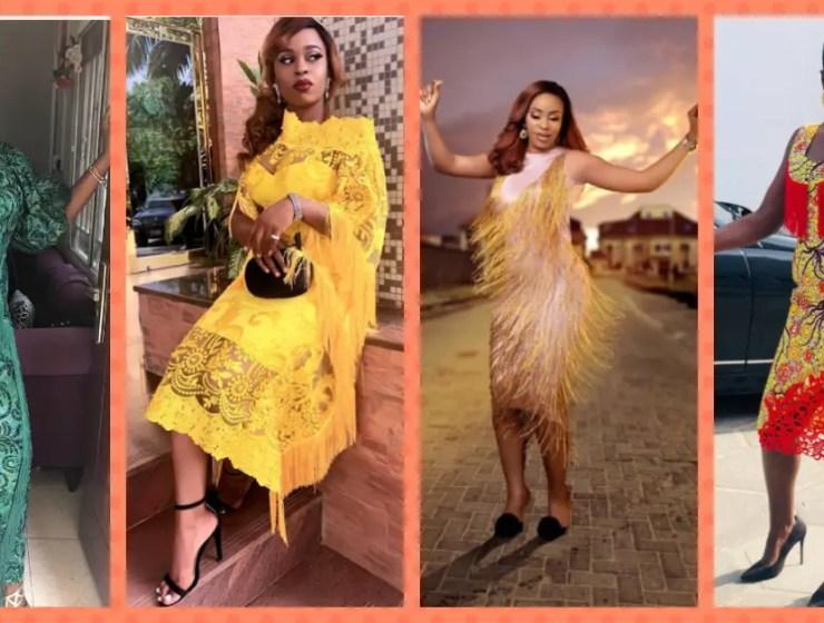 Fringe Asoebi Styles Lookbook 13
