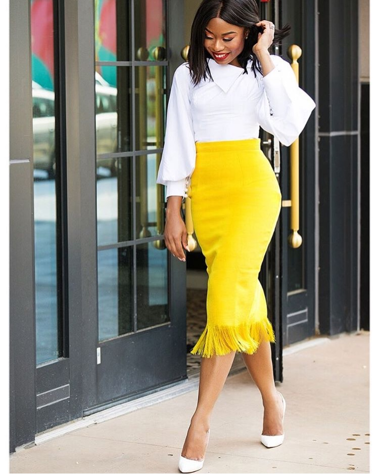 Work Style Inspiration With Jadore Fashion