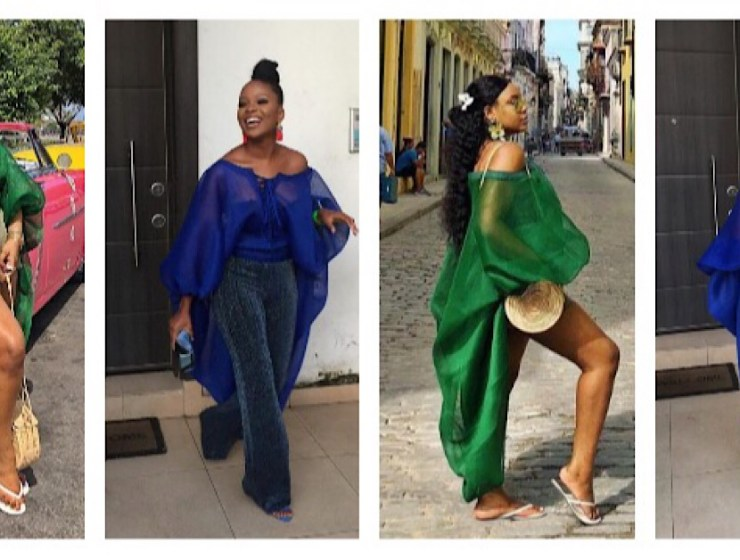Zainab Balogun And Mimi Onolaja Steal Our Hearts As They Rock This Gorgeous Piece By Muse Factory