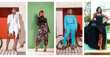 "Nollywood Actress Ebube Nwagbo Releases New Clothing Line ""Poshed Up By Eb"""