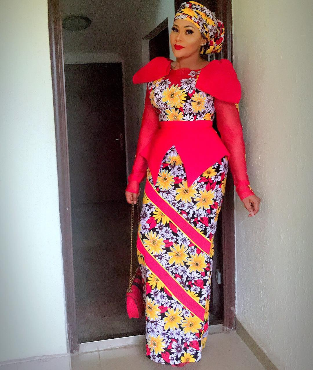 Let's Hook You Up As Always With Suitable Casual Ankara Styles