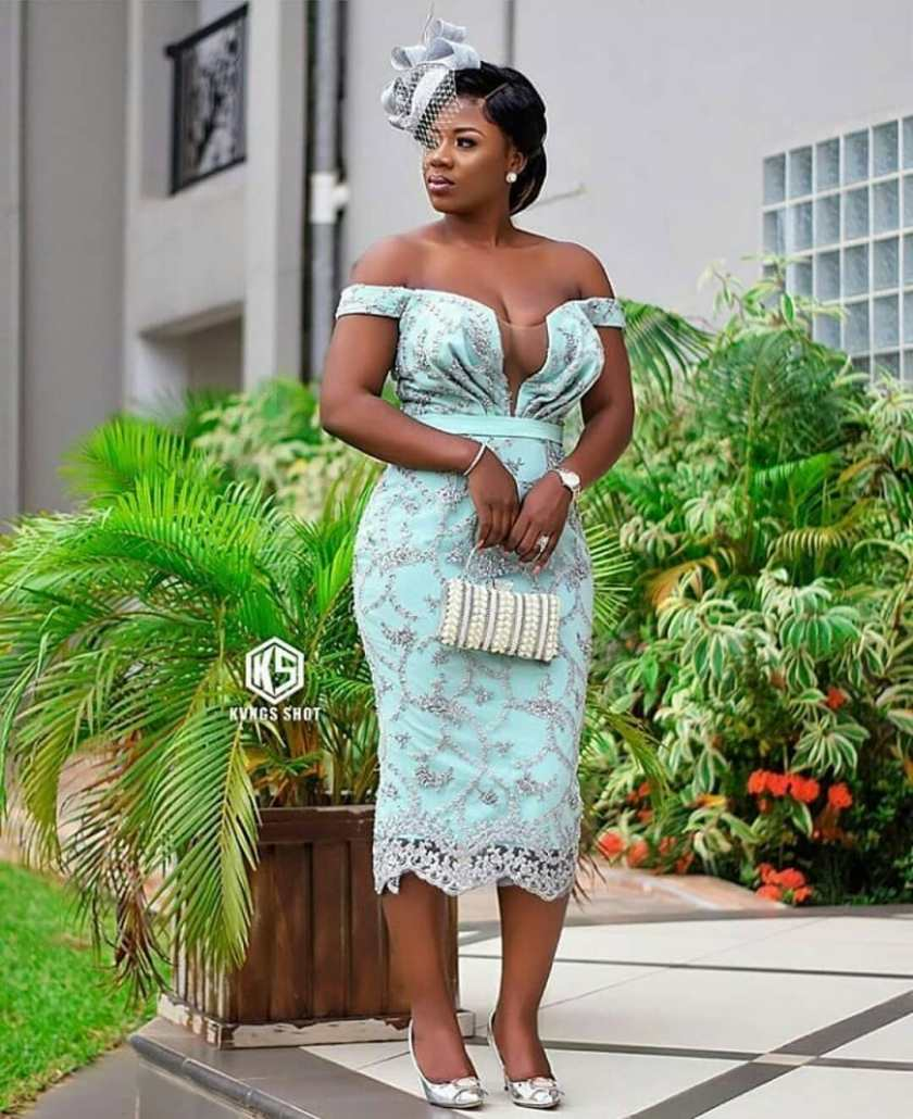 These Uniquely Designed Asoebi Styles Created A Buzz
