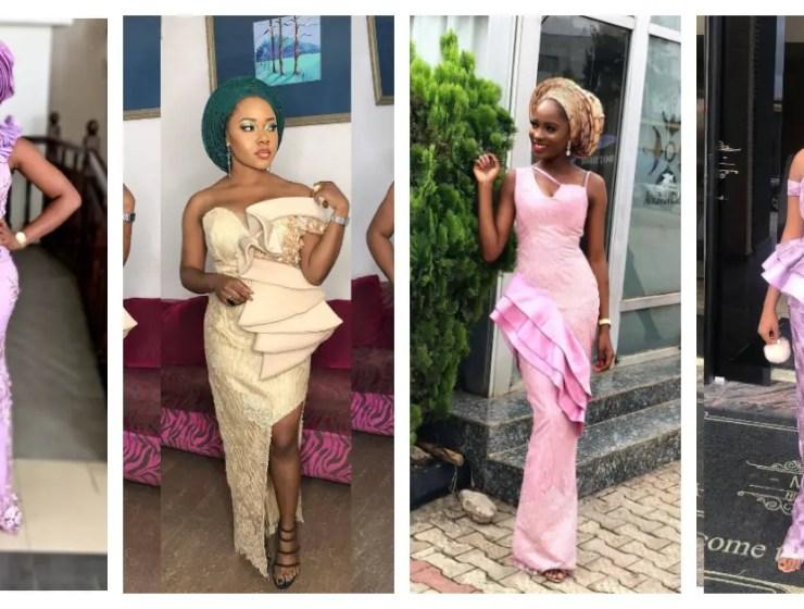 Gorgeous Asoebi Styles Trending This Week