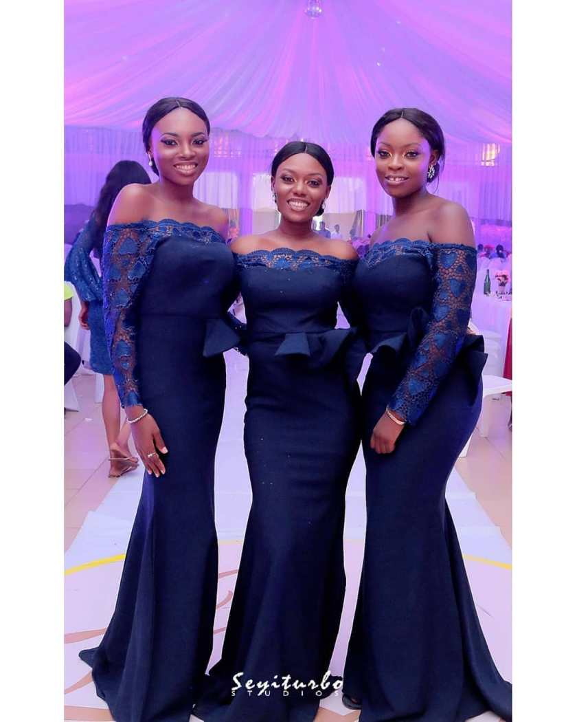 Bridesmaids Are The Life Of A Bridal Party, Dress Them Well!