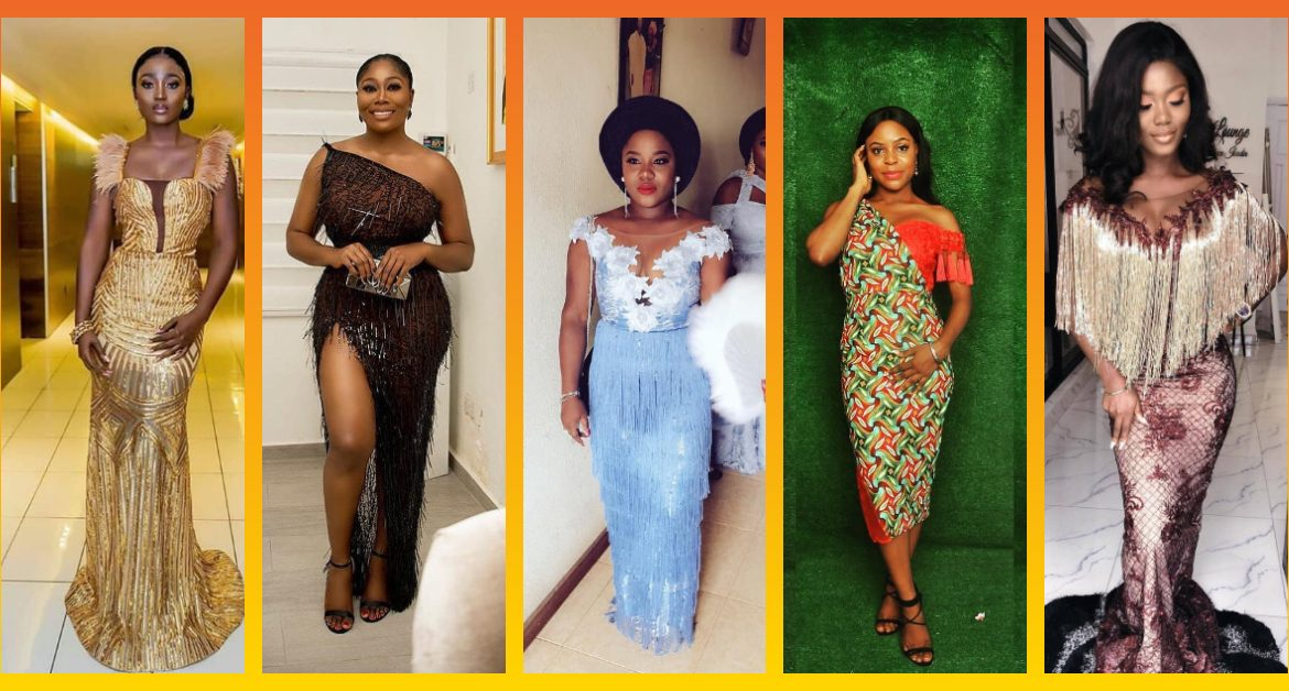 Fringe Asoebi Styles Lookbook 11
