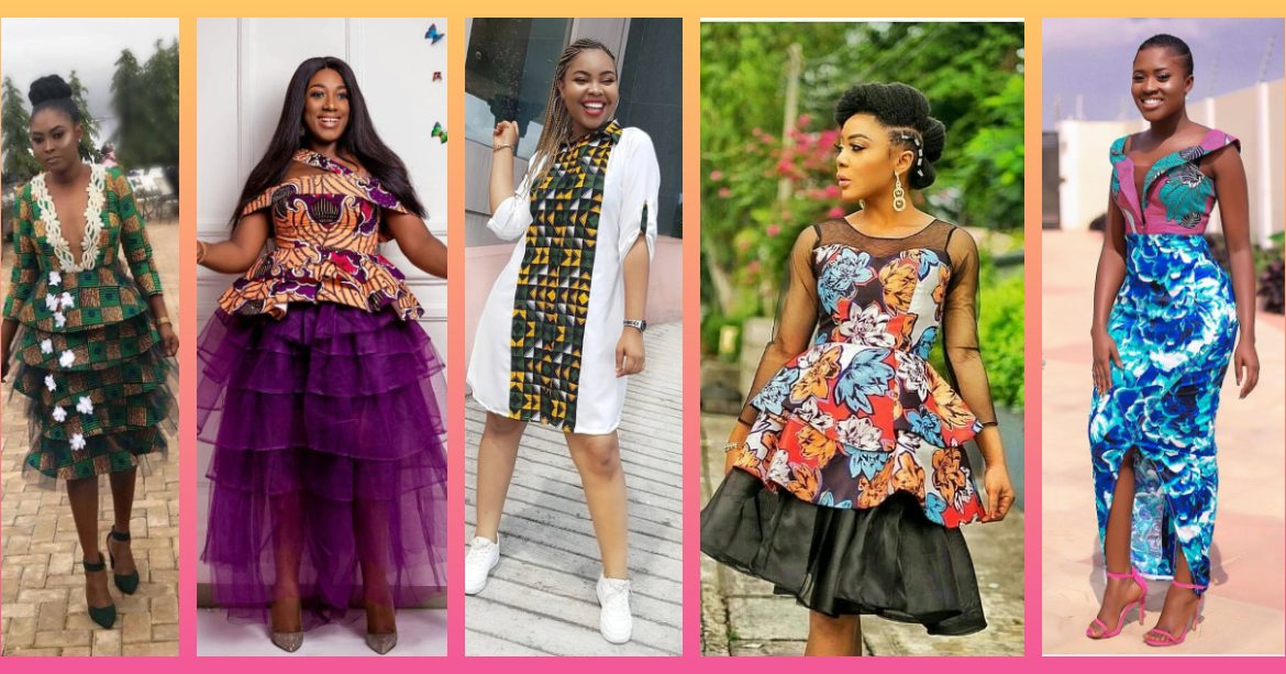 These Hawt Ankara Fusion Styles Pack The Heat!
