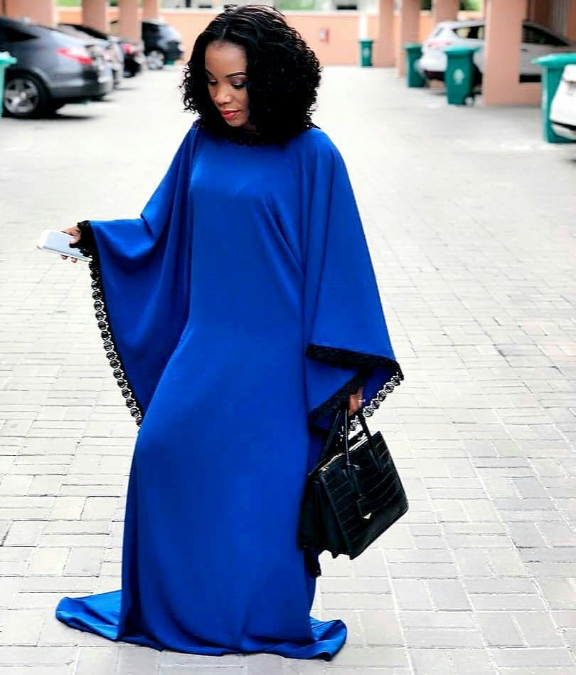 Maxi Dress Slayage For The Weekend!