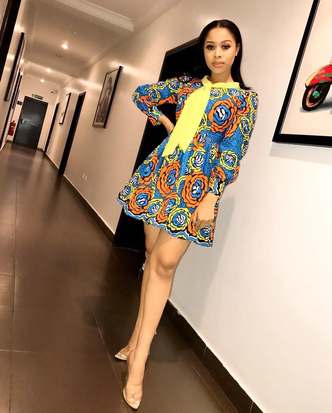 These Short Ankara Dresses Are Da Bomb!