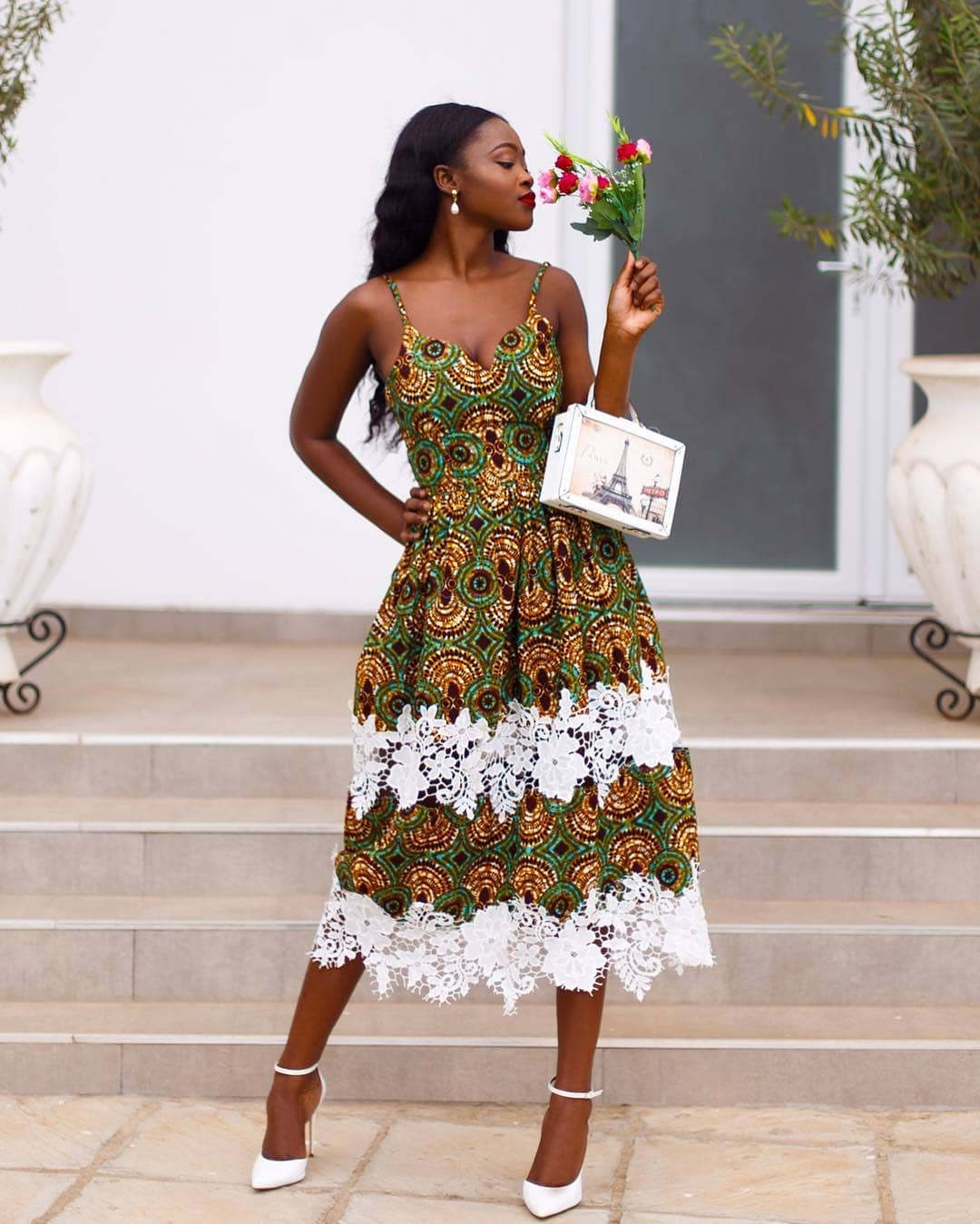 Team Up With Your Bestie With These Fabulous Ankara Outfits