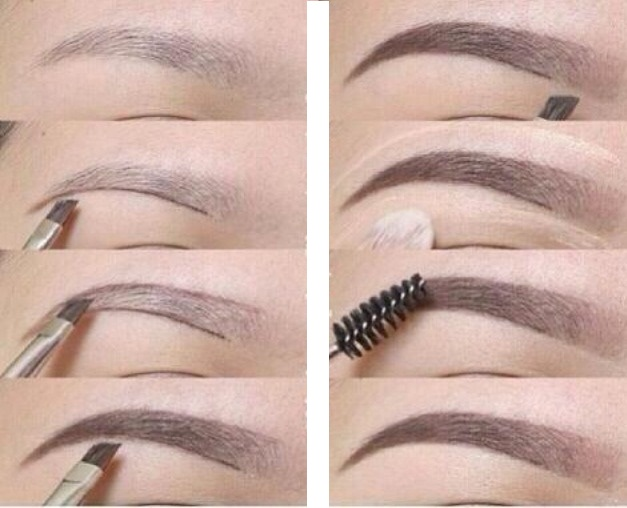 The Beginner's Guide To The Perfect Eyebrows