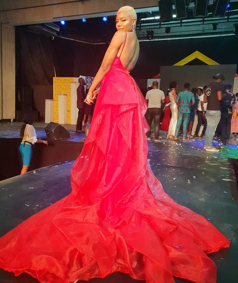 These Three Stunning Looks Of Nancy Isime Will Make You Stop In Your Tracks