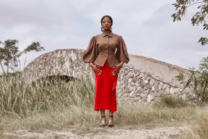 Wana Sambo Features Ghanaian Singer Efya In It's New Collection