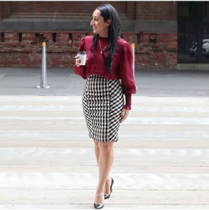 Ultra Modern And Chic Work Style For The Working Woman