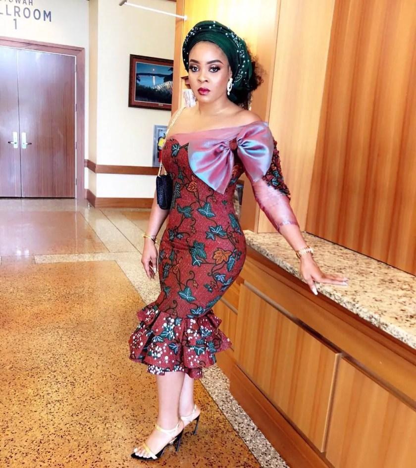 12 Times @Adunola Slayed Asoebi Styles