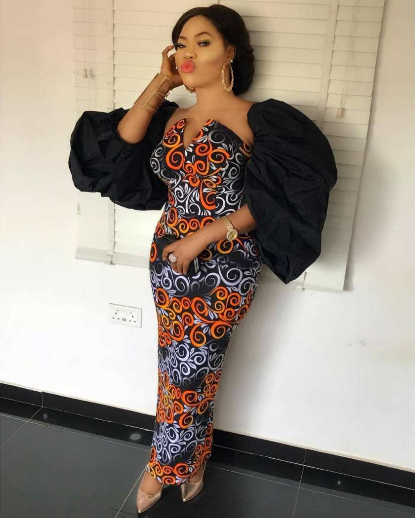 Party Ankara Styles For Owambe