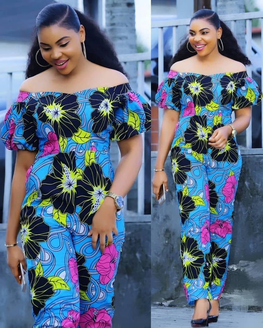 Only The Baddest Ankara Styles From Us To You!