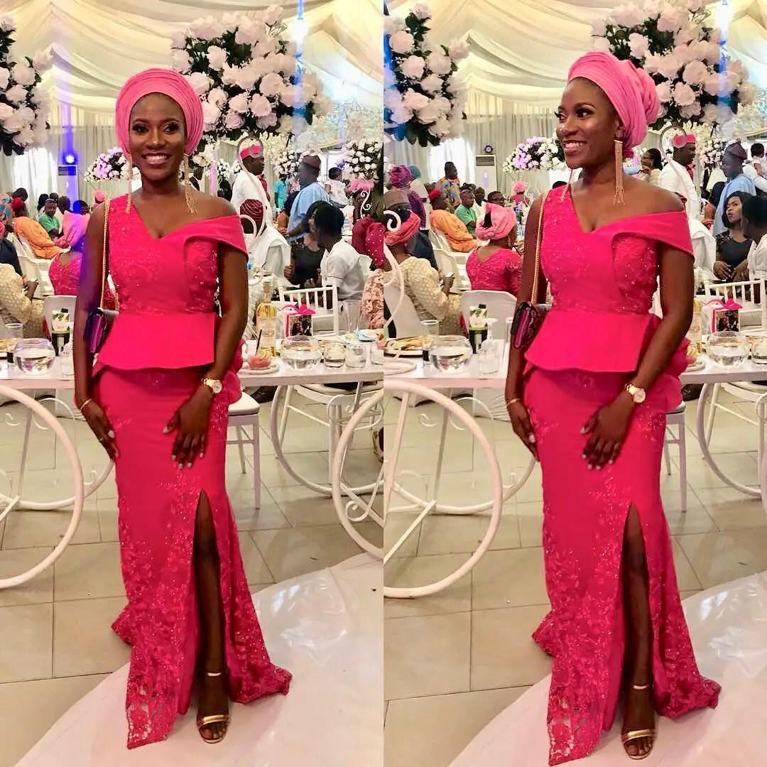Best Saturday Asoebi Styles For Owambe