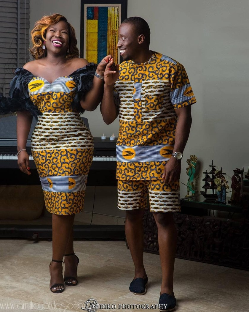 Couples Styles Are Becoming More Fashionable, Check Them Out