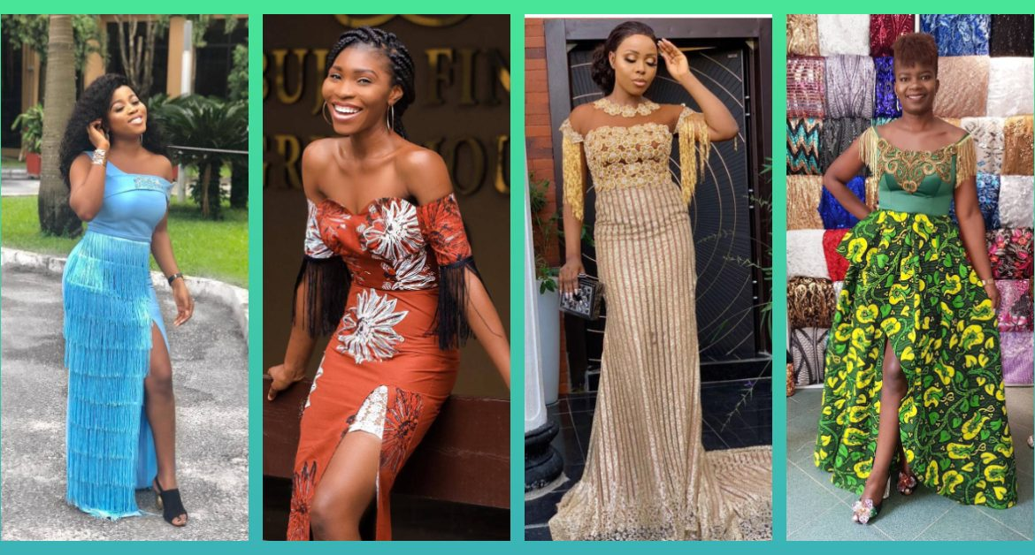 Fringe Asoebi Styles Lookbook 17