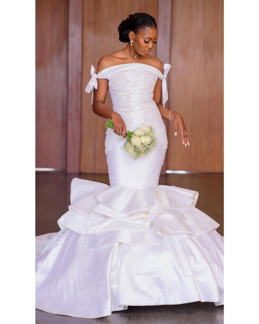 We Are So In Love With This Beautiful Wedding Dress