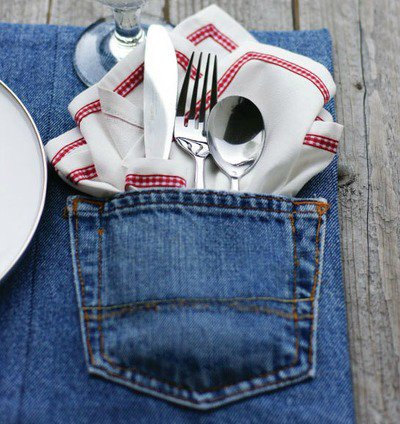 DIY Wednesday: Learn Awesome Ways To Use Your Old Jeans