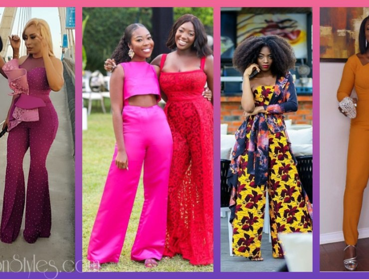 Trust Me,These Will Be Your Best Jumpsuit Styles