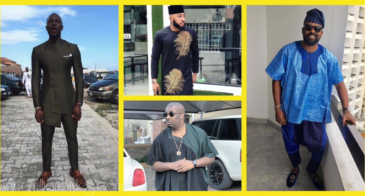 The Sweetest Male Styles On This Side Of The Planet!
