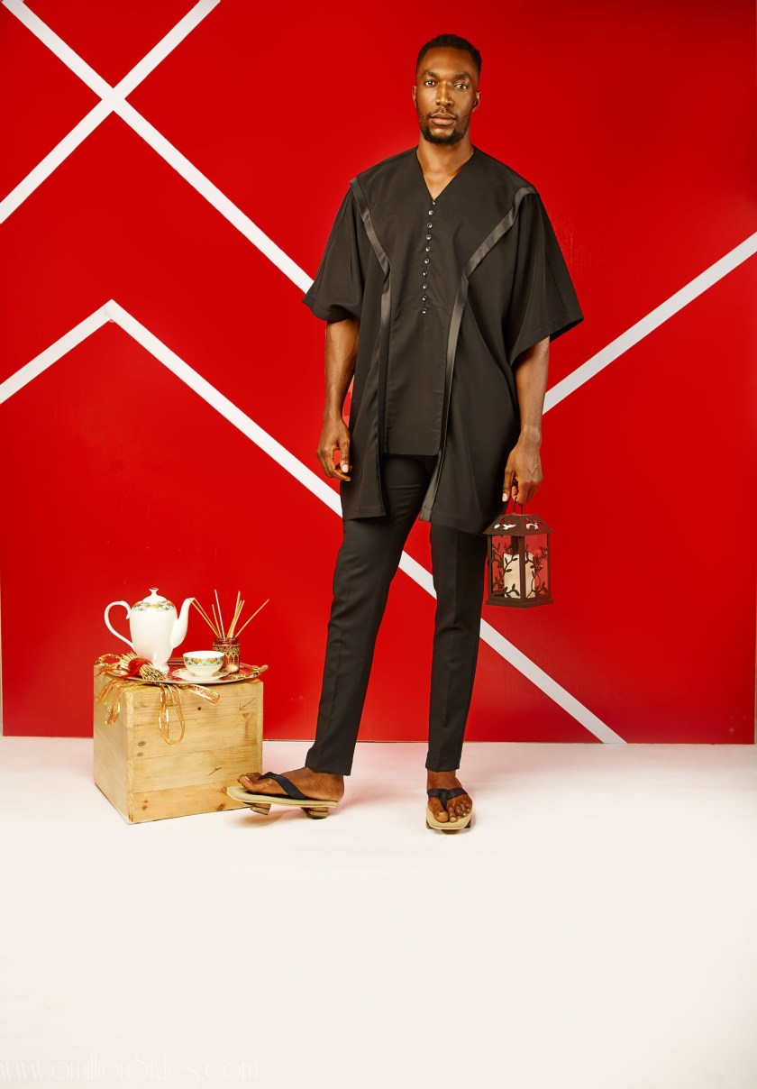 "Men Fashion: Signore Fusion by Vanskere Presents ""Kabuki"" For Spring/Summer 2019"