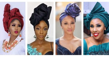Get On With The Trends: Interesting Gele Styles You Should Try