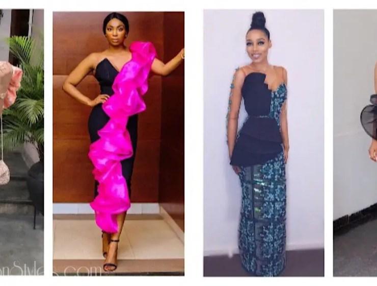 Ten Gorgeous Asoebi Designs By Nigerian Designer Suzanne Emmanuel