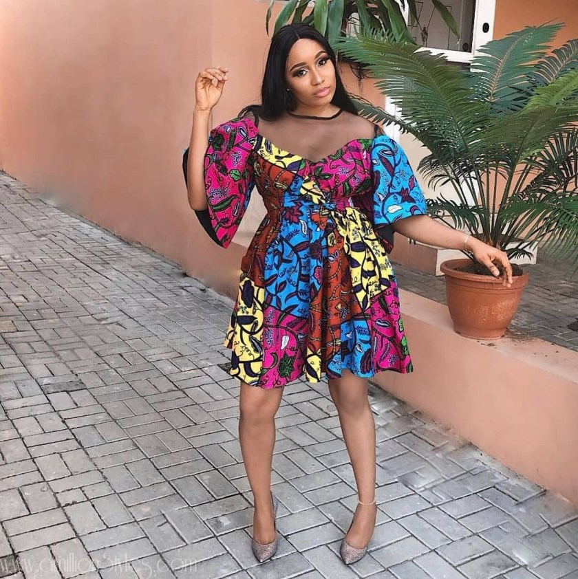 12 Magnificent Ankara Styles For Casual Events