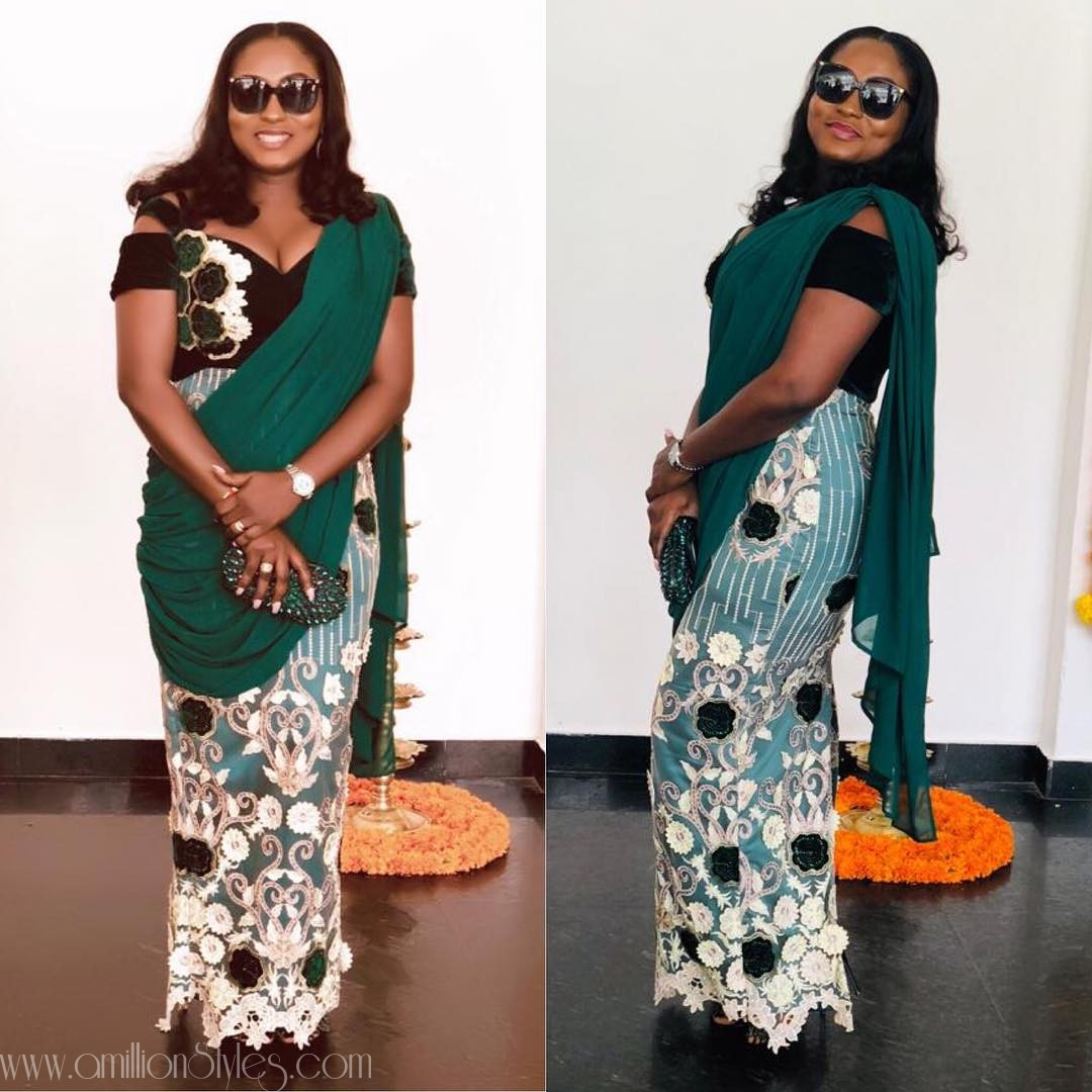 What Are The Chances You Have Come Across These Sleek Asoebi Styles?