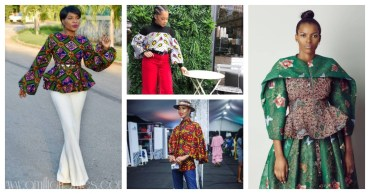 These Unique Blouses Will Knock Your Socks Off