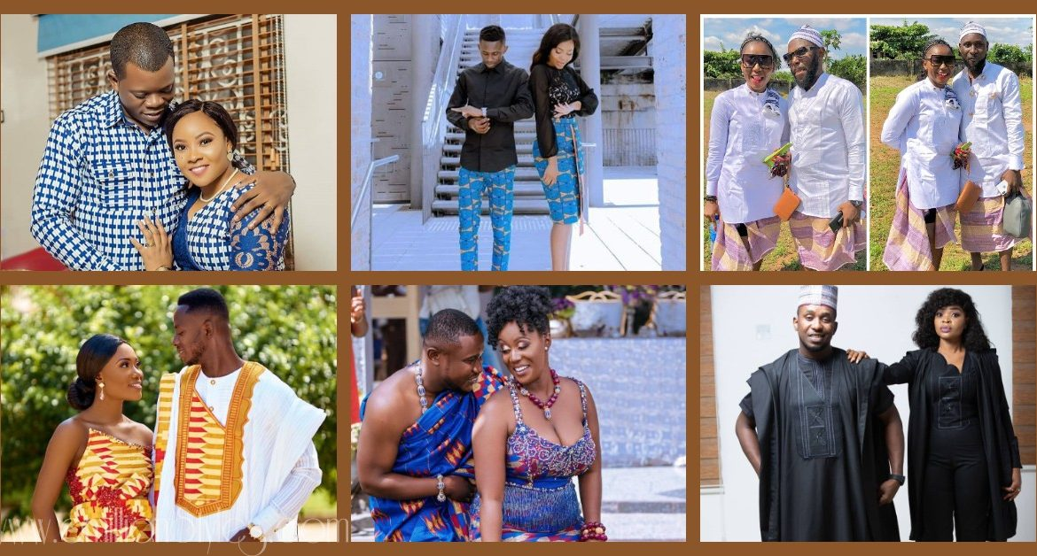 Thinking Of PreWedding Fashion? These Couple Styles Will Inspire You.