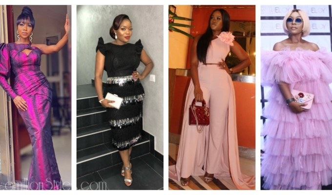 More Gorgeous Photos Of Our Favorite Celebrities At The Eloy Awards 2018