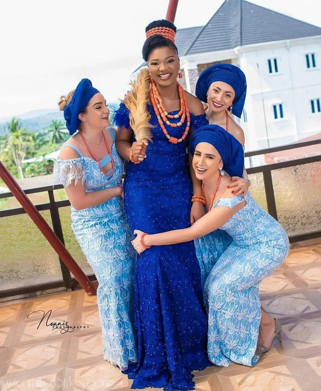 11 Brides And Their Asoebi Slay Squads