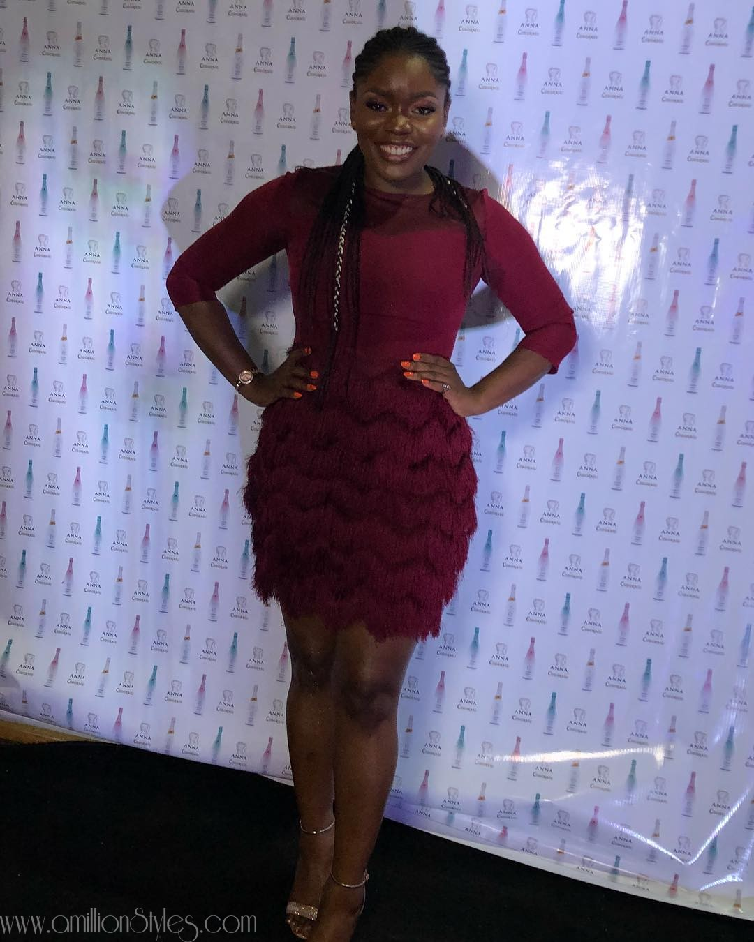Fringe Asoebi Styles Lookbook 20