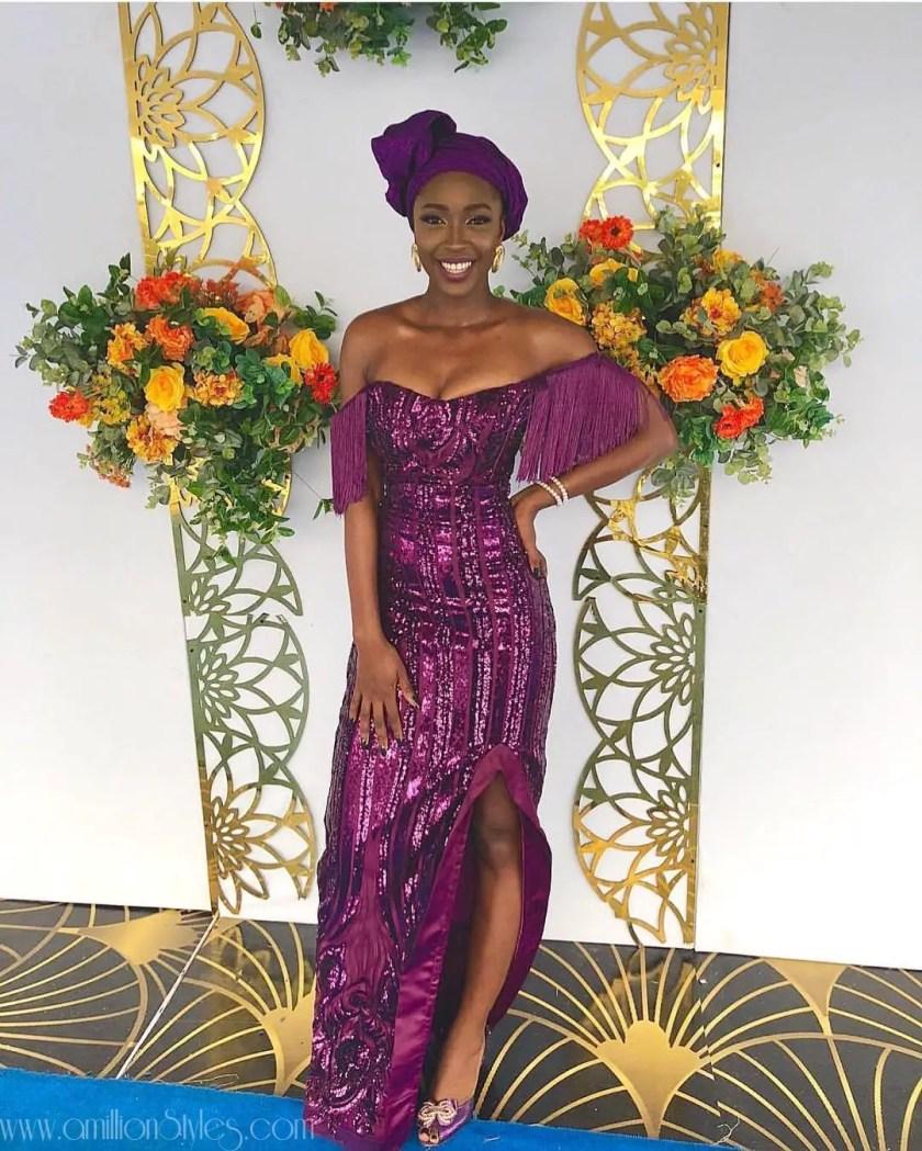 Fringe Asoebi Styles Lookbook 22