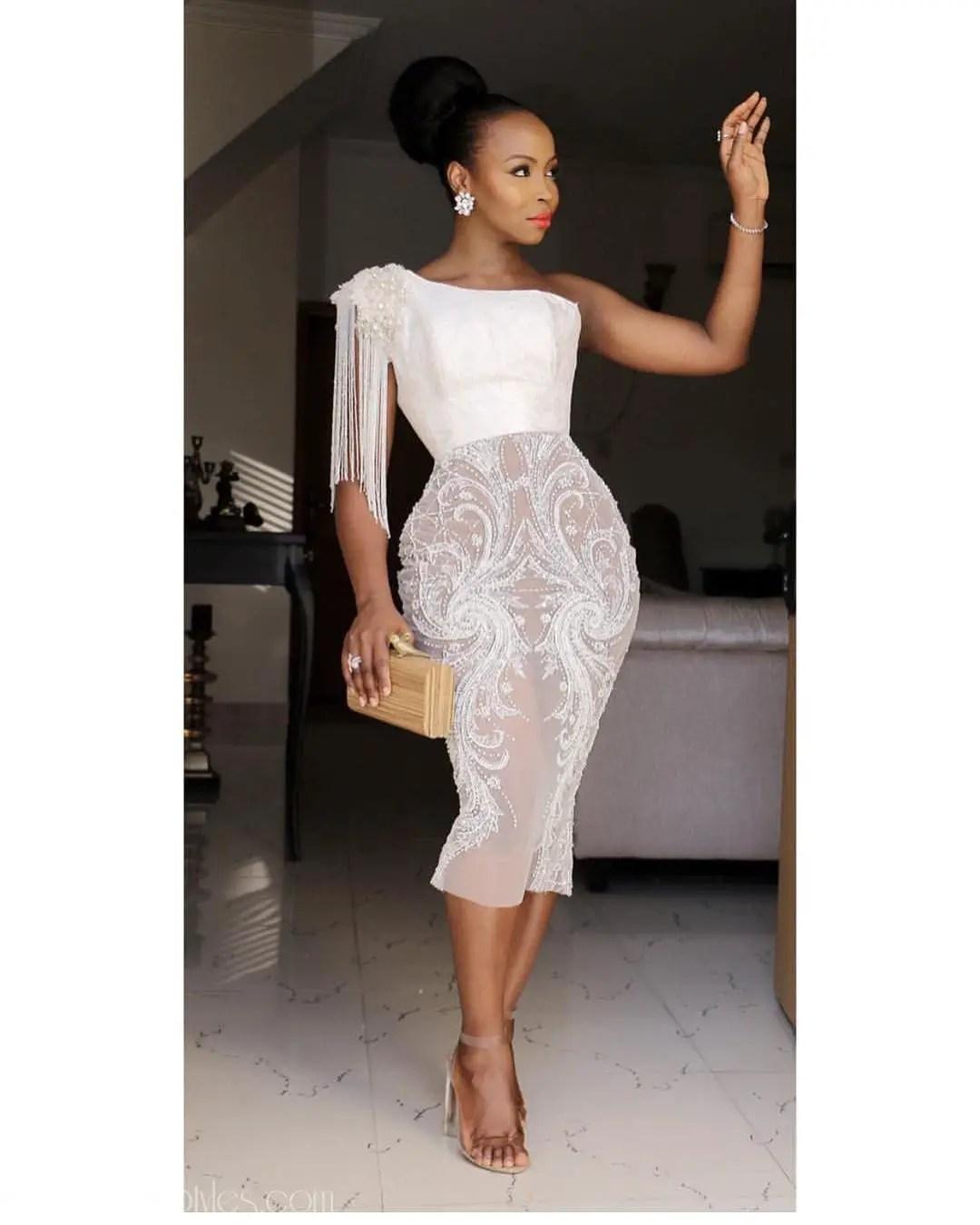Fringe Asoebi Styles Lookbook 19